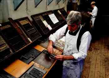 Robert Smail's Printing Works