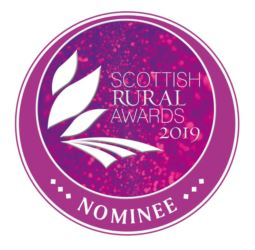 Scottish Rural Awards Nominee