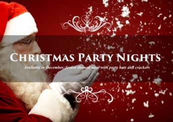 Christmas Party Nights and Events