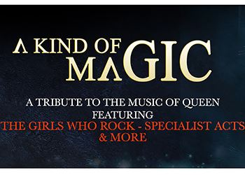 A Kind of Magic - Queen tribute