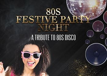 80s Duo Festive Party Night